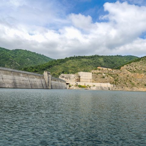 Water  quality study of Shahid Rajaie Reservoir Dam in Sari City
