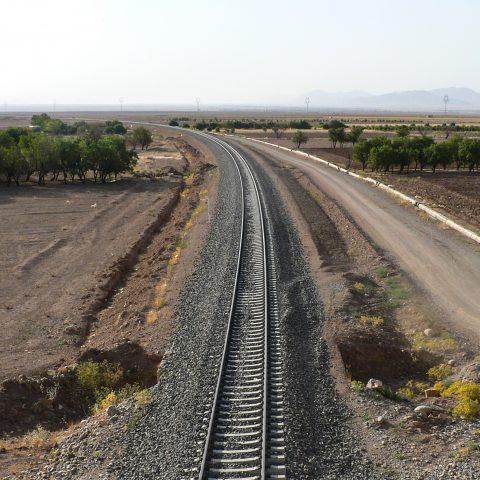EIA study of Yazd – Eghlid Railway
