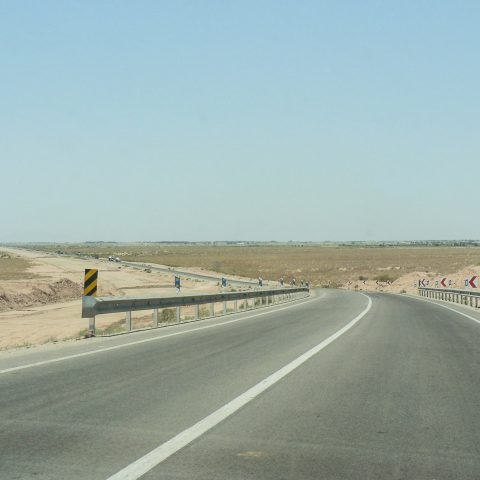 Environmental Impact Assessment study of Freeway of Tehran – Mashhad