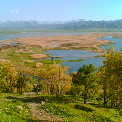 Integrated study of Zarebar Lake – Marivan