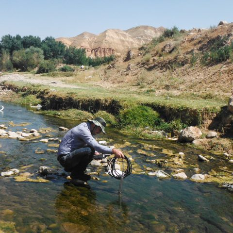 Water quality assessment of Aydughmush