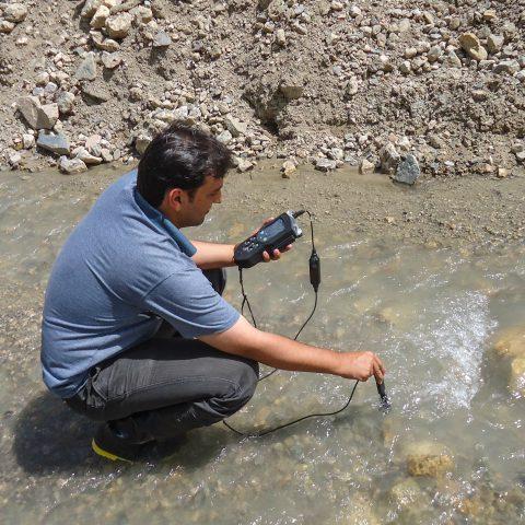 مطالعات ارزیابی اثرات زیستمحیطی سد مخزنی چاشم