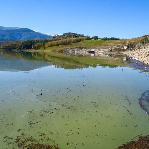 مطالعات کیفی منابع آب بالادست سد البرز