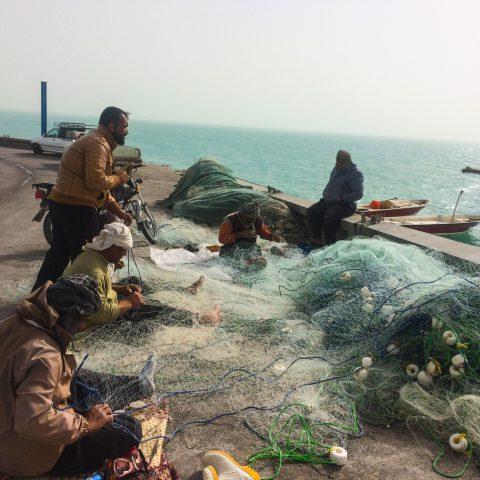 مطالعات توسعه شیلات استان خوزستان