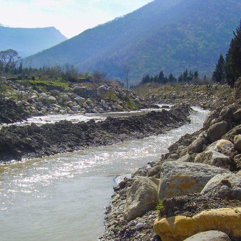 مطالعات ارزیابی زیستمحیطی سد رامیان
