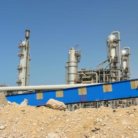 خدمات مشاوره و انجام مطالعات زیستمحیطی پروژه نیروگاه متمرکز پارس جنوبی