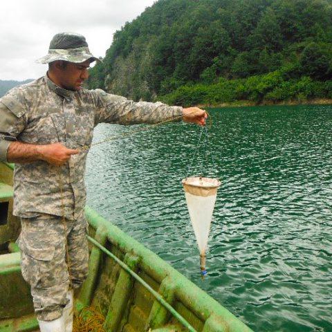 مطالعات حفاظت کیفی منابع آب شرب رامسر از سد میجران