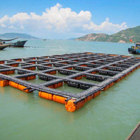 مطالعات ارزیابی زیستمحیطی پرورش ماهی در قفس در دریای خزر واقع در استان گیلان