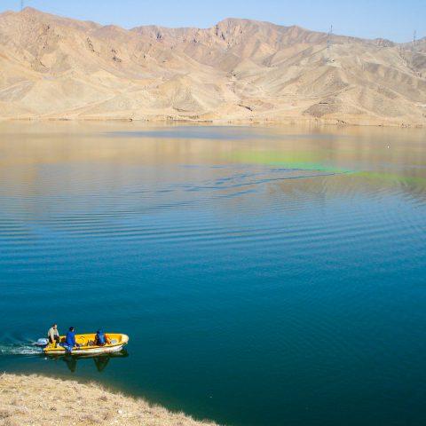 مطالعات مدیریت ریسک سوانح آلودگی دریاچه سدهای در دست بهرهبرداری و اجرا