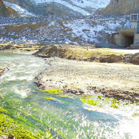 مطالعات تعيين حريم و بستر رودخانه ارداك