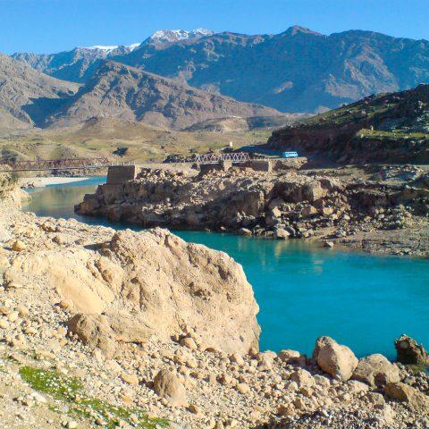 مطالعات مرحله اول تأمین و انتقال آب و شبکه آبیاری و زهکشی اراضی دشت ایذه