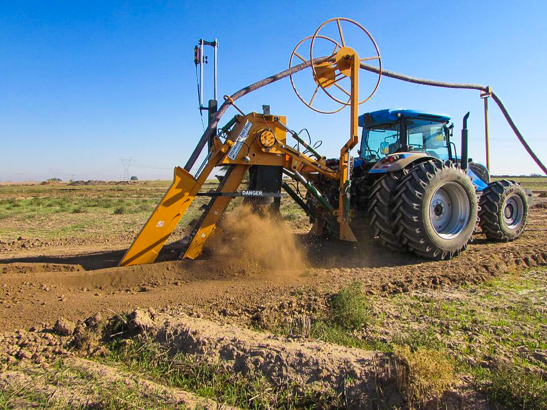 Project management consultancy services in EPC projects of farm irrigation and drainage network and equipping and land levelling of Arayez Plain, construction units of 2,3,4,5