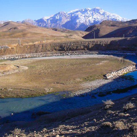 مطالعات مرحله اول تأمین و انتقال آب اراضي گرداب ميلاس و كرف لردگان