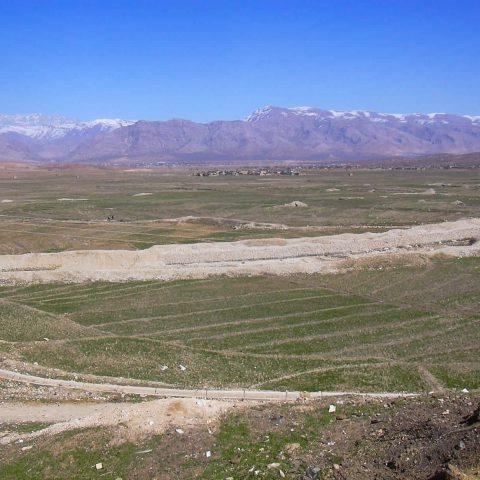 مطالعات مرحله دوم تأمین و انتقال آب و طراحی شبکه آبیاری تحتفشار اراضي گرداب لردگان